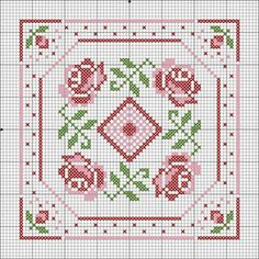 Designing Your Own Cross Stitch Embroidery Patterns - Embroidery Patterns Biscornu Cross Stitch, Cross Stitch Love, Cross Stitch Borders, Cross Stitch Flowers, Cross Stitch Charts, Cross Stitch Designs, Cross Stitching, Cross Stitch Patterns, Hardanger Embroidery