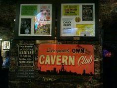 The Cavern Club-Liverpool