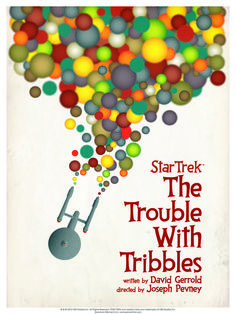 "Gorgeous Retro-Style Prints Commemorate ""Star Trek: The Original Series"" Episodes"