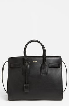 Saint Laurent 'Sac de Jour - Small' Leather Tote | Nordstrom