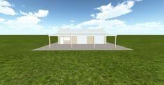 Dream #steelbuilding built using the #MuellerInc web-based 3D #design tool http://ift.tt/1NByn5X