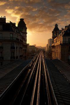 F&O / Paris / photography / cities