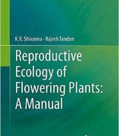 Reproductive Ecology Of Flowering Plants: A Manual PDF