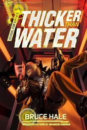 """Read """"Thicker Than Water"""" by Bruce Hale available from Rakuten Kobo. Just when Max Segredo learned that his father is still alive, he also learned that Simon Segredo was working for LOTUS, . Middle School Libraries, Chapter Books, Used Books, New Kids, Novels, This Book, Ebooks, Reading, Water"""