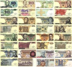 PW 156 Banknoty polskie z lat Bank Account Balance, Money Worksheets, Puerto Rico History, European History, Retro, Old And New, Poland, Nostalgia, Old Things