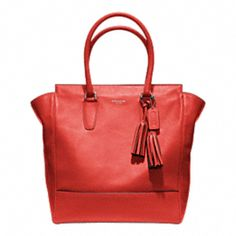 LEGACY LEATHER TANNER TOTE- work bag?