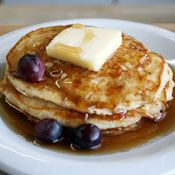Heavenly Hotcakes