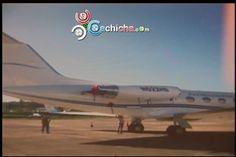 Incautan El Jet Privado De Félix Bautista #Video