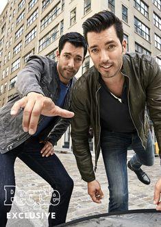 <em>Property Brothers</em>' Jonathan & Drew Scott Celebrate Turning 40: 'Does That Make Us 80 Together?'