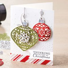 Red Foil Sheets by Stampin' Up!