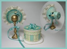 March Series I Hat Project - DOWNLOAD : Cynthia Howe Miniatures!, Your premier source for Dollhouse Miniatures, Miniature Classes, Miniature Dolls and Molds, Kits and Free Tutorials.