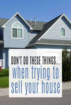 Common mistakes homeowners make when selling their house - DON'T do these things a if you are trying to sell your home - these are common mistakes that are all to  easy to make . Avoid! #property #movinghouse #realestate #abeautifulspace Beautiful Space, Beautiful Homes, Bad Photos, Selling Your House, Moving House, Home Free, Home Hacks, House Prices, Simple House