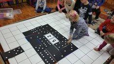 Oswajamy Programowanie: Grasz w domino? Kids Rugs, Kid Friendly Rugs, Nursery Rugs