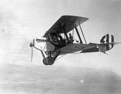 May 15, 1918: First flight of the Packard-Le Peré LUSAC-11.
