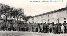 Un rapport  du 15 avril 1915 du comité international de la croix rouge  fait état de 840 prisonniers allemands dans la citadelle d'Oléron