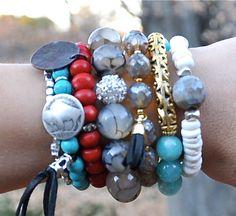 Handmade Beaded Bracelets by Bead Rustic