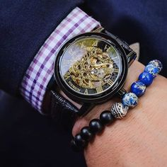 """""""Dress Like The Man You Want To Become"""". #vodrich (:@GoldenHourTime)"""