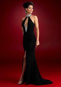 Landa G501 Pageant Dress guaranteed in stock Černé Šaty Na Školní Ples 53280b6826c
