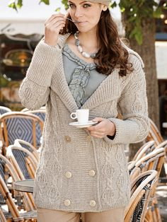 Verena Knitting Magazine - Top Knitting Europeia Moda