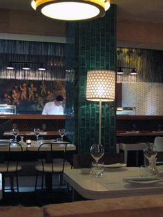 Restaurante Miu in Barcelona