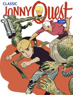 Best ever. Jonny Quest lives at http://www.classicjq.com/ including mp3s of the great score.