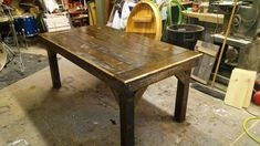 Oak Creek, Perfectly Imperfect, Wisconsin, Dining Table, Woodworking, Furniture, Home Decor, Decoration Home, Room Decor