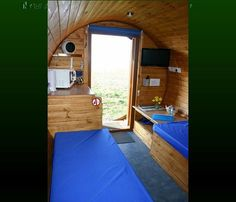 Camping Pod for Glamping