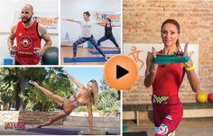 Cviky na doma online videá zadarmo Body Fitness, Zumba, Hiit, Workout, Aspirin, Sports, Hs Sports, Work Out, Sport