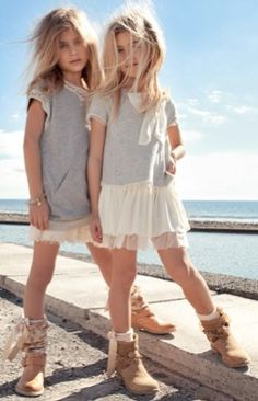 Things that I liked at first sight, but I did not have time to look and check … I do that … - Kids Fashion Fashion Kids, Little Girl Fashion, Fashion 2017, Little Fashionista, Coco Moda, Amusement Enfants, Tween Mode, Inspiration Mode, Cute Outfits For Kids