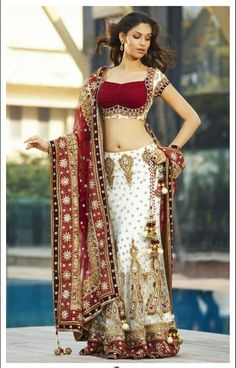 I would wear this in a heartbeat. Can Indian clothes catch on in America, please?