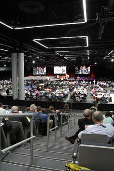 Methodist Convention - May 2016 Photo: Nancy Erz