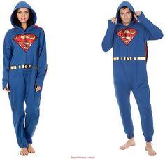 Jednoczęściowa piżama Superman - onesie