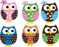 Owl Decor - Small Decal - Owl Wall Decal - Childrens Wall Decal -  Owl Wall Art - Wall Decal
