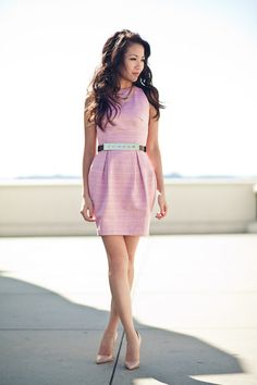 From blog entry: http://www.wendyslookbook.com/2012/03/rose-tulip-dress-layered-necklaces/