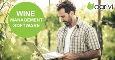 Complete #wine #management software is here! Great tool which will help to produce #high #quality wines.