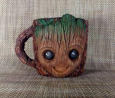 cool mugs mug Disney Coffee Mugs, Large Coffee Mugs, Disney Mugs, Best Coffee Mugs, Funny Coffee Mugs, Coffee Cups, Baby Groot, Disney Parks, Walt Disney