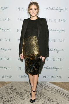 NY Piperlime Soho Store, New York - December 9 2014  Olivia Palermo.