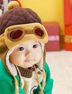 Kid's Fashion Joker Lovely Warm Plush Caps de 1891386 2016 por $5.99