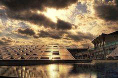 Bibliotheca Alexandrina Old Egypt, Ancient Egypt, Alexandria Egypt, Visit Egypt, Homeland, Egyptian, Louvre, Travel, Beauty