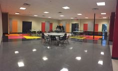 Fees for 1 hour: $50 Residents / $65 Nonresidents The Georgetown Recreation Center has the Teen 2 Room available for rental. This rooms can seat up to 100 people. Amenities include A/V equipment, tables, and chairs. For more information on reserving the Teen 2 Room, call 512-930-1711.