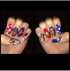 Zendaya's nails!