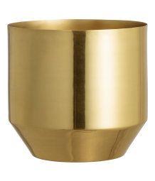 Metal Plant Pot | Gold-colored | H&M HOME | H&M US