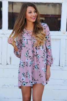 Dreaming In Florals Dress - The Rage