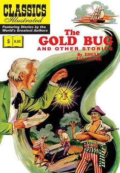 Classics Illustrated 46: The Bug and Other Stories