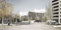 Evolution urbaine du perimetre Vieusseux - Villars – Franchises. Genève
