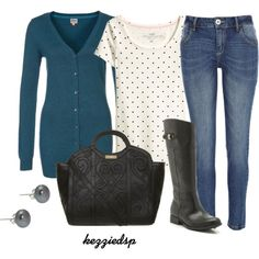 """""""Untitled #1425"""" by kezziedsp on Polyvore"""