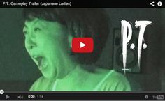 Hideo Kojima's Silent Hills might just be the horror game we've been waitingfor【Videos】