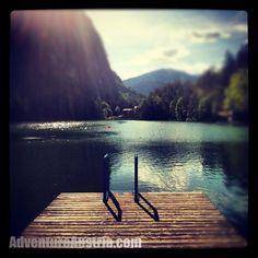 Lake Tristach near Lienz, Austria Central Europe, Capital City, Alps, Summer 2015, Austria, Adventure, Vacation, Water, Sweet