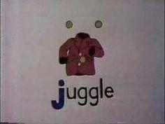 More vintage Sesame Street.. *J* is for Jacket.