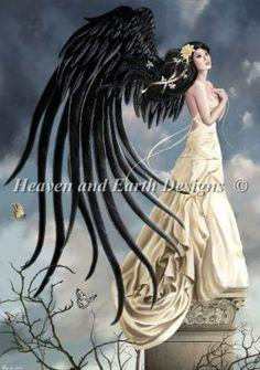 Citrine Chrysanthemum Nene Thomas Heaven and Earth Designs